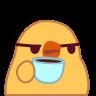 :chick_coffee_grumpy: